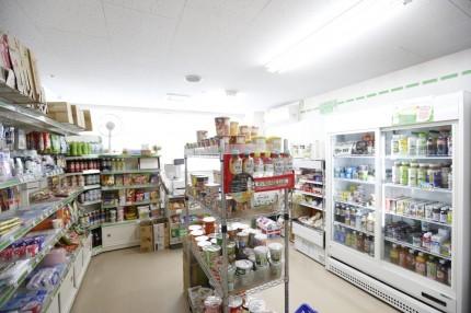 平成の森・川島病院_売店