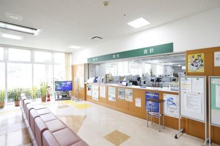 平成の森・川島病院_受付