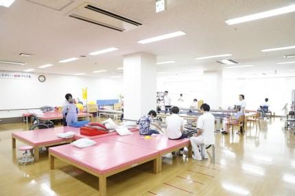 平成の森・川島病院_回復期リハビリテーション病棟