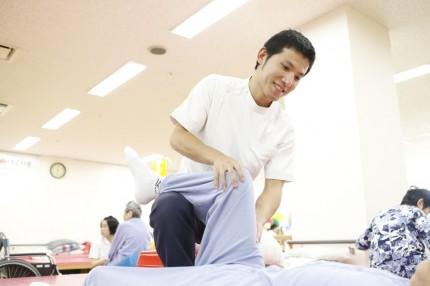 平成の森・川島病院_回復期リハビリテーション
