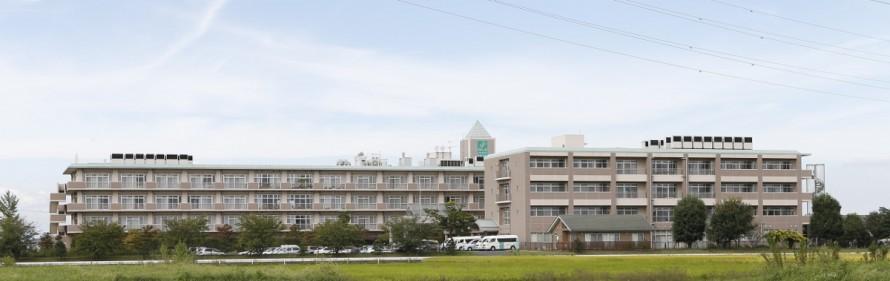 平成の森・川島病院_外観